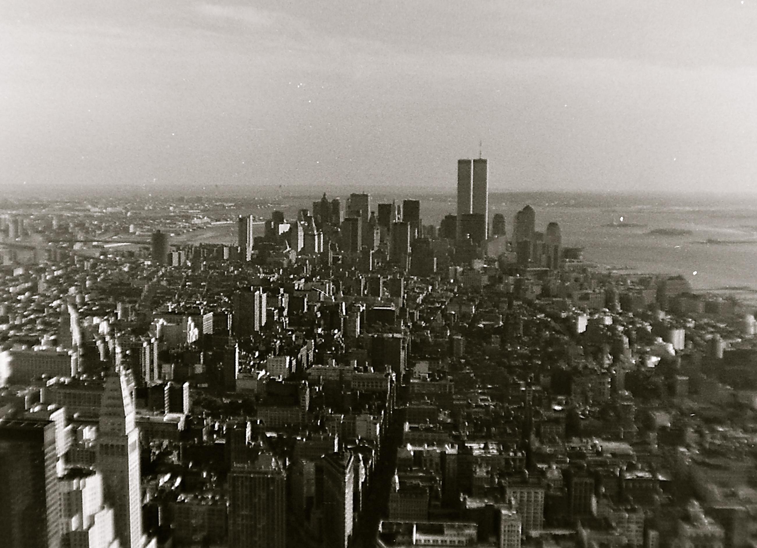 New York, 1988