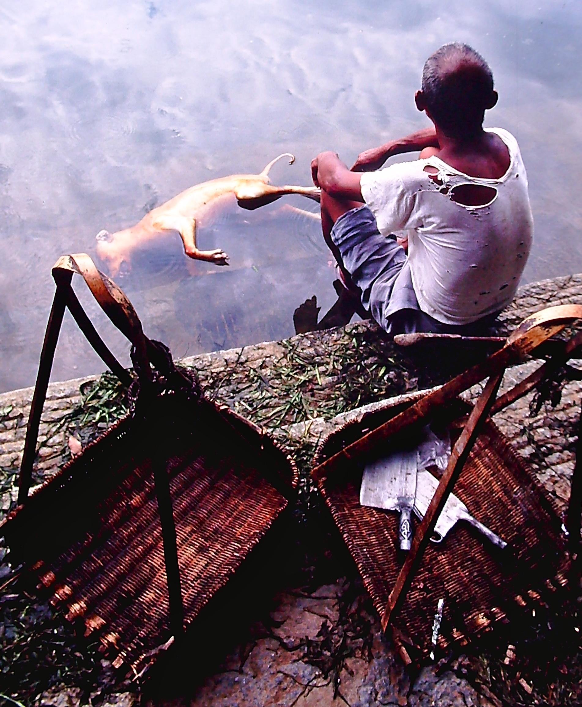 Guilin, Cina, 1991