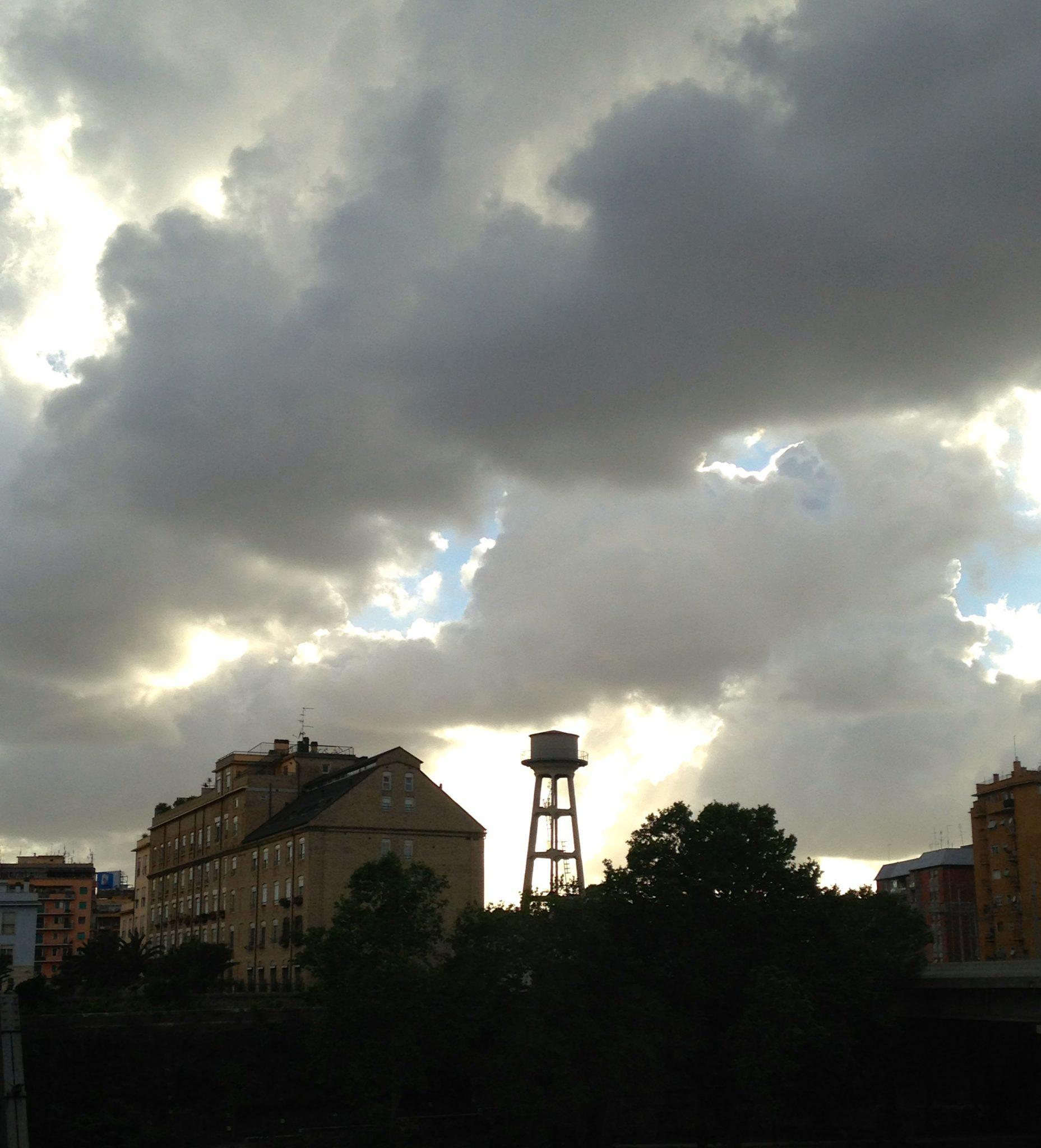 Stefano Moriggi -Roma, New Mexico, Ponte di ferro, 2012 (iPhone)